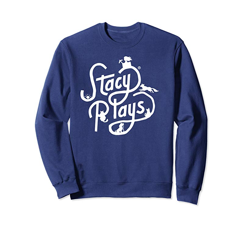 Buy Now StacyPlays Logo Pullover Hoodie