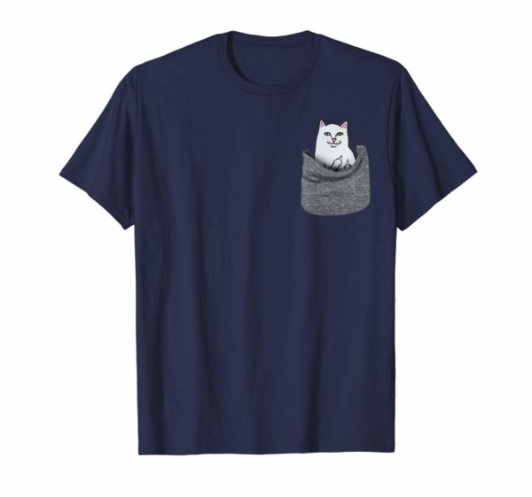 Buy Now Kitty Cat In My Your Pocket Gift, Funny Cat T-Shirt