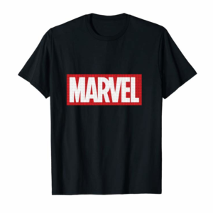 Buy Marvel Classic Logo With Icons Hooded Sweatshirt Pullover Hoodie