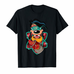 Adorable Hi Dad I Bought Soup Goofy With Max For Roxanne  T-Shirt