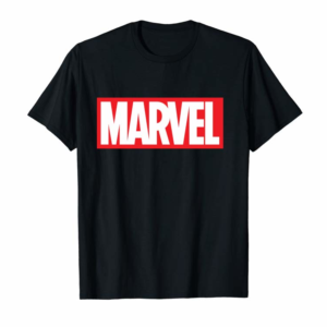 Buy Now Marvel Classic Bold Red Logo Graphic Hoodie