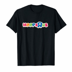 Adorable Hooper Apparel Hoops R Us Funny Basketball Apparel   Pullover Hoodie