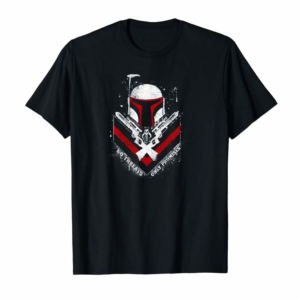 Buy Star Wars Boba Fett No Threats Only Promises Graphic Hoodie