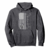 Adorable American Deer Hunting Bow Hunter Flag Hoodie Buckwear Gear