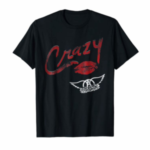 Buy Aerosmith - Crazy T-Shirt