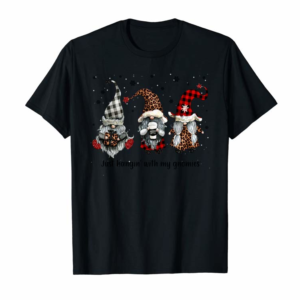 Order Now Just Hangin With My Gnomies Santa Gnome Christmas Sweatshirt