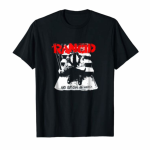 Adorable Rancid And Out Come The Wolves T-Shirt - Official Merch