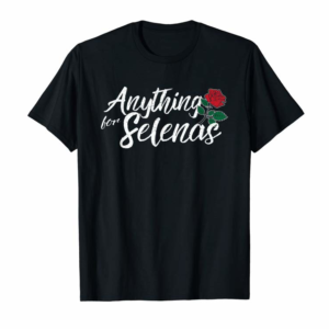 Adorable Anything For Selena Series T-Shirt