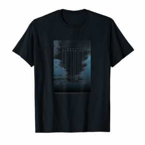 Shop Death Stranding Blue Key Art T-Shirt