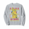 Trends Marvel Thanos Oh Snap!! Ugly Christmas Sweater T-Shirt