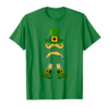 Order Football Leprechaun St Patricks Day Los Angeles-Charger T-Shirt