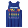 Adorable 100 Days Smarter Shirt 100th Day Of School Board Tally Marks T-Shirt