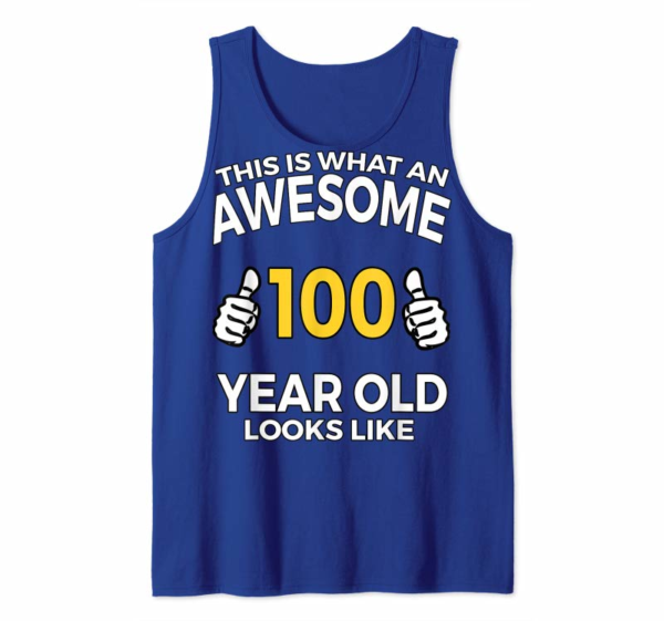 Adorable 100th Birthday T Shirt Funny 100 Years Old Gifts