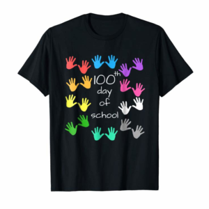 Adorable 100th Day Of School Shirt - 100 Days Celebration Shirt