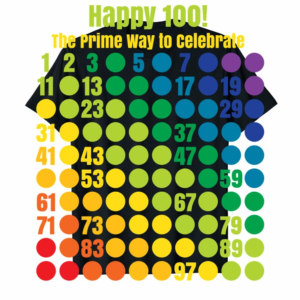 Buy Now 100th Day Of School Math Teacher Student Prime Numbers