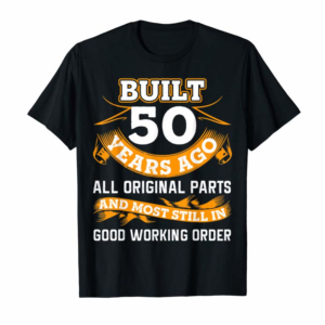 Adorable Funny 50th Birthday Shirts 50 Years Old Gifts