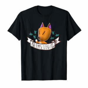 Trending Nintendo Animal Crossing Redd Seems Legit Graphic T-Shirt