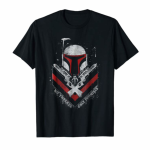 Order Star Wars Boba Fett No Threats Only Promises Graphic T-Shirt
