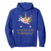 Buy Floral Grandma Of The Birthday Girl Unicorn Shirt