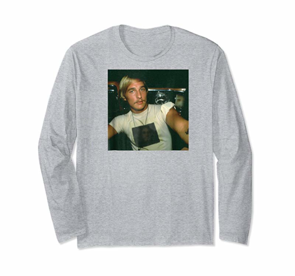 Trends Dazed And Confused Wooderson Polaroid Photo Graphic T-Shirt