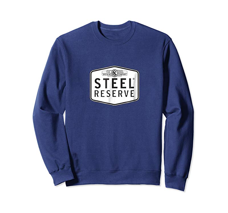 Cool Steel Reserve Beer Shirt Official
