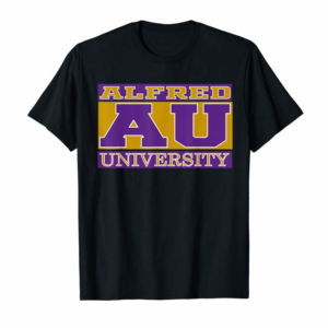 Adorable Alfred 1836 University Apparel - T Shirt