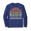 Adorable 10 Year Old Gifts Vintage 2010 Limited Edition 10th Birthday T-Shirt