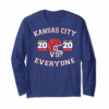 Trending Kansas City Vs Everyone Super Football 2020 T-Shirt