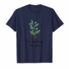 Cool Plant Lady Women's Graphic Funny Cute T-Shirt
