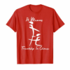 Order It Means Friendship In Chinese Funny Graphic Apparel T-Shirt