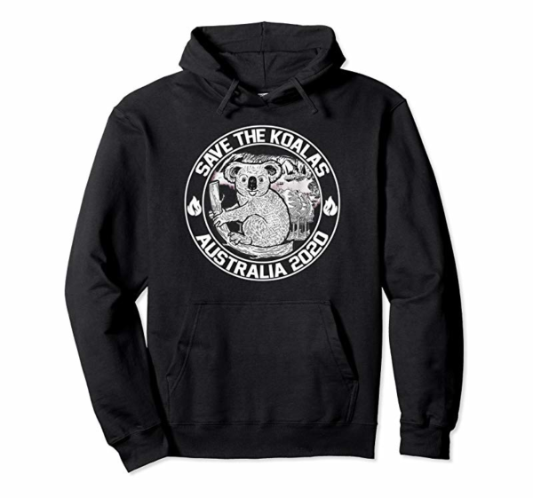 Cool Save The Koalas Cute Australian Koala Gift T-Shirt T-Shirt