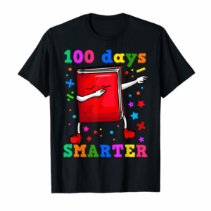 Buy 100 Days Of School Smarter T-Shirt