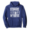 Buy Now Straight Outta My Thirties Funny 40th Birthday Gift T-Shirt