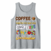 Buy Now Coffee Helped Me Survive 100th Day Of School Coffee Teacher T-Shirt