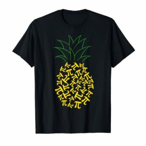 Buy Pi Day Pineapple Math Teacher 3.14 Symbol Pie Geek Kids Gift T-Shirt