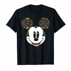 Cool Disney Year Of The Mouse Band Concert Mickey February T-Shirt