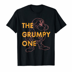 Shop Disney Snow White The Grumpy One Graphic T-Shirt