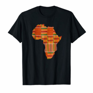Shop AFRICA Shirt, Africa Tee, Africa T-Shirt, Map Of Africa