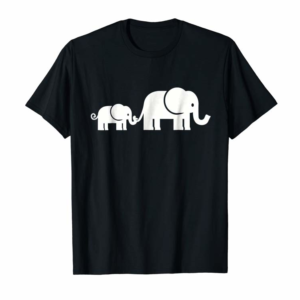 Buy Elephant Family T-Shirt