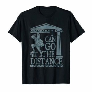 Shop Disney Hercules Go The Distance Greek Art Graphic T-Shirt