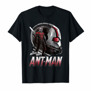 Shop Marvel Ant-Man & The Wasp Scott Lang Profile Graphic T-Shirt
