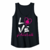 Trending I Love Pickleball T-Shirt Funny Pickle Ball Tee For Player