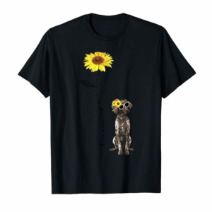 Adorable You Are My Sunshine German Shorthaired Pointer T-shirt