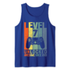 Trends Kids Level 7 Unlocked Awesome Since 2013 7 Birthday Gift T-Shirt