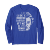 Order Now Søren Kierkegaard Quote: Life Can Only Be Understood T-Shirt